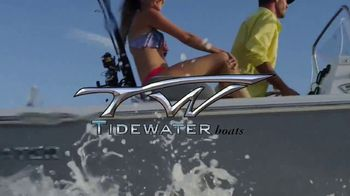 Tidewater Boats TV Spot, 'Born in the South' - Thumbnail 10