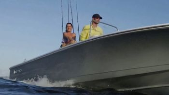 Tidewater Boats TV Spot, 'Born in the South' - Thumbnail 9