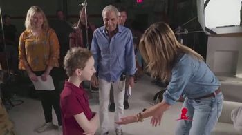 St. Jude Children's Research Hospital TV Spot, 'Favorite Day of the Year' Featuring Jennifer Aniston - 124 commercial airings