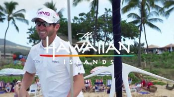The Hawaiian Islands TV Spot, 'Relaxed Vibe' Featuring Andrew Landry