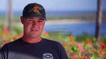 The Hawaiian Islands TV Spot, 'Natural and Untapped' Featuring Patton Kizzire