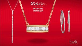 Belk TV Spot, 'Holiday Diamond Destination: 65 Percent Off Diamond Jewelry' - Thumbnail 4