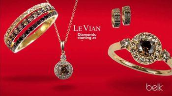 Belk TV Spot, 'Holiday Diamond Destination: 65 Percent Off Diamond Jewelry' - Thumbnail 7