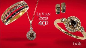Belk TV Spot, 'Holiday Diamond Destination: 65 Percent Off Diamond Jewelry' - Thumbnail 8