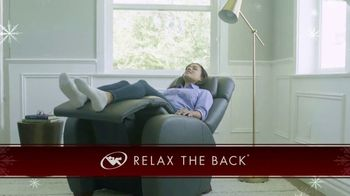 Relax the Back TV Spot, 'Holidays: 20% Off'
