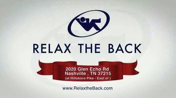 Relax the Back TV Spot, 'Holidays: 20 Percent Off' - Thumbnail 7