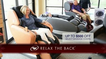 Relax the Back TV Spot, 'Holidays: 20 Percent Off' - Thumbnail 2