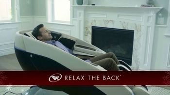 Relax the Back TV Spot, 'Holidays: 20 Percent Off' - Thumbnail 4