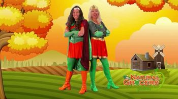 Natural Grocers TV Spot, 'Health Crusader and Organica Girl: Free-Range Eggs'