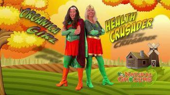Natural Grocers TV Spot, 'Health Crusader and Organica Girl: Free-Range Eggs' - Thumbnail 2