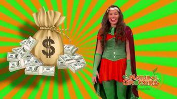 Natural Grocers TV Spot, 'Health Crusader and Organica Girl: Free-Range Eggs' - Thumbnail 3