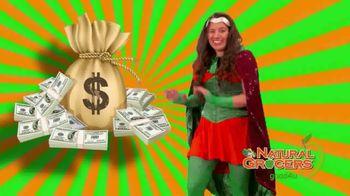 Natural Grocers TV Spot, 'Health Crusader and Organica Girl: Free-Range Eggs' - Thumbnail 4