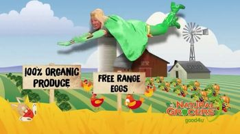 Natural Grocers TV Spot, 'Health Crusader and Organica Girl: Free-Range Eggs' - Thumbnail 5