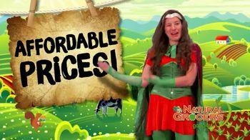 Natural Grocers TV Spot, 'Health Crusader and Organica Girl: Free-Range Eggs' - Thumbnail 7