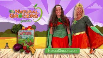 Natural Grocers TV Spot, 'Health Crusader and Organica Girl: Free-Range Eggs' - Thumbnail 8