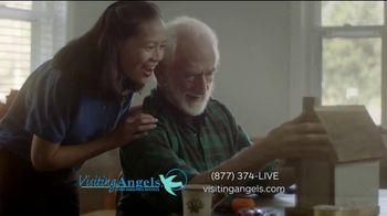Visiting Angels TV Spot, 'Season's Greetings' - Thumbnail 5