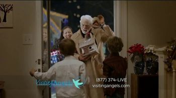 Visiting Angels TV Spot, 'Season's Greetings' - Thumbnail 6
