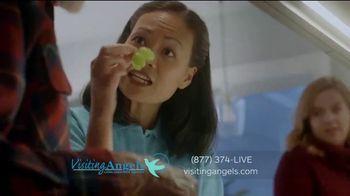 Visiting Angels TV Spot, 'Season's Greetings' - Thumbnail 7