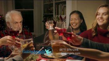 Visiting Angels TV Spot, 'Season's Greetings' - Thumbnail 8