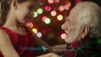 Visiting Angels TV Spot, 'Season's Greetings'