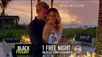 Beaches Black Friday Sale TV Spot, '$1,000 Booking Credit and Free Night' Song by Ellie Wyatt - Thumbnail 7