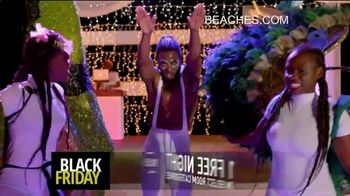 Beaches Black Friday Sale TV Spot, '$1,000 Booking Credit and Free Night' Song by Ellie Wyatt - Thumbnail 8
