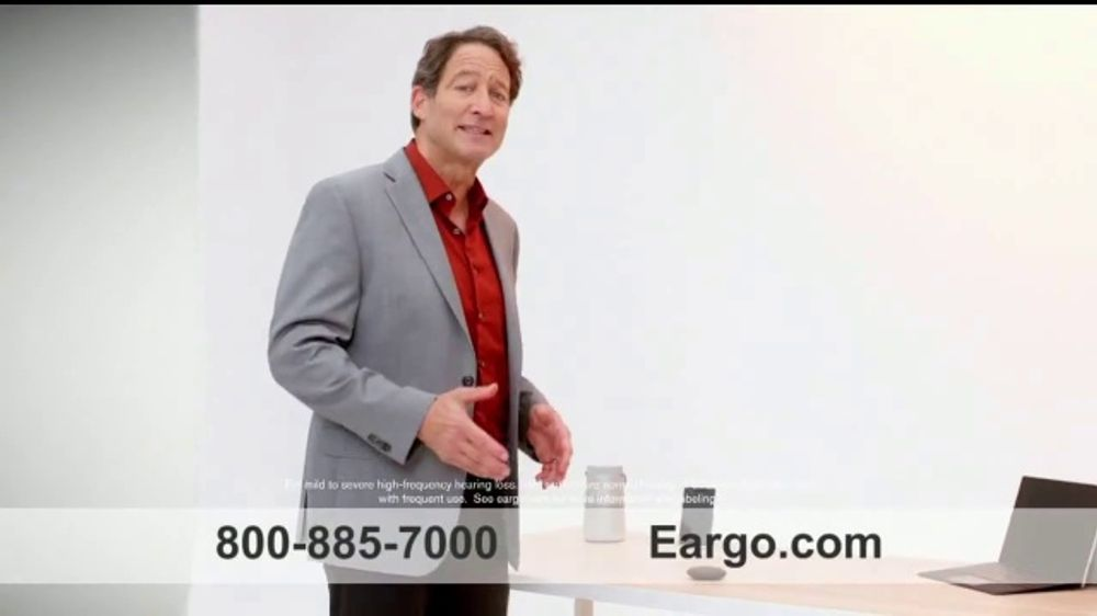 Eargo Cyber Monday Sale TV Commercial, 'The Future: $500 Off'