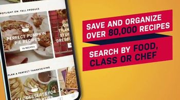 Food Network Kitchen App TV Spot, 'Completely New' - 1176 commercial airings