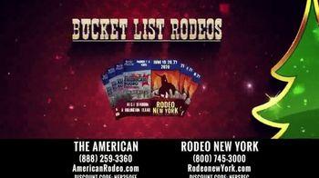 The American Rodeo TV Spot, '2020 New York: AT&T Stadium' - Thumbnail 3