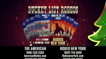The American Rodeo TV Spot, '2020 New York: AT&T Stadium' - Thumbnail 4
