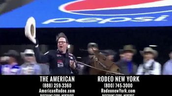The American Rodeo TV Spot, '2020 New York: AT&T Stadium' - Thumbnail 5