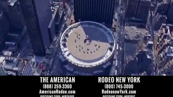 The American Rodeo TV Spot, '2020 New York: AT&T Stadium' - Thumbnail 6