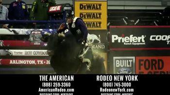 The American Rodeo TV Spot, '2020 New York: AT&T Stadium' - Thumbnail 7