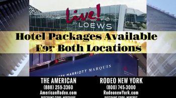 The American Rodeo TV Spot, '2020 New York: AT&T Stadium' - Thumbnail 8