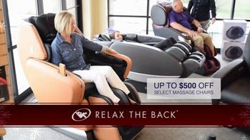 Relax the Back Holiday Shopping TV Spot, 'Take the Pain Out of Holiday Shopping' - Thumbnail 4