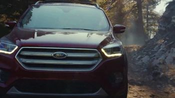 Ford Built for the Holidays Sales Event TV Spot, \'Tree Cutting\' [T2]