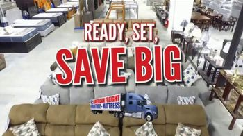 American Freight TV Spot, 'Ready, Set, Save Big'
