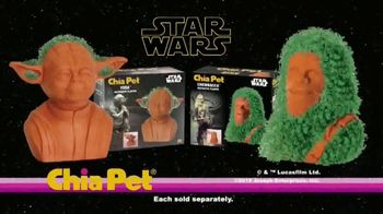 Chia Pet TV Spot, 'Star Wars, Groot, Unicorn and Golden Girls' - 5 commercial airings