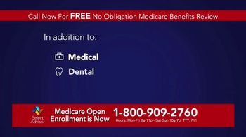 Select Advisor TV Spot, 'Final Week of Medicare Enrollment'