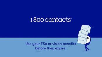 1-800 Contacts TV Spot, 'We See You, Bob' - Thumbnail 8