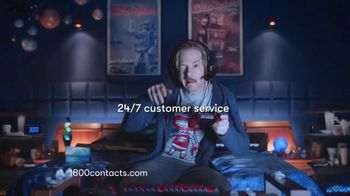 1-800 Contacts TV Spot, 'We See You, Bob' - Thumbnail 5
