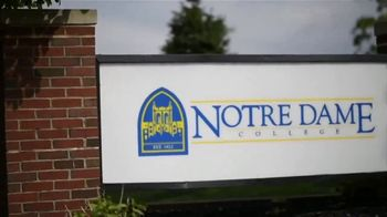 Notre Dame College TV Spot, 'STEMM + Nursing Night' - Thumbnail 1