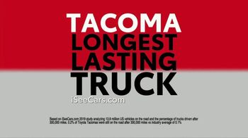 Toyota Tacoma TV Spot, 'Welcome to Value' [T2] - Thumbnail 10