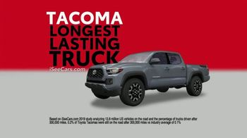 Toyota Tacoma TV Spot, 'Welcome to Value' [T2] - Thumbnail 9