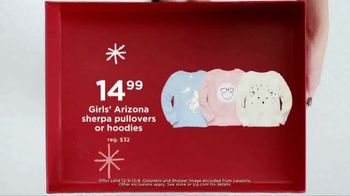 JCPenney Gift, Gift Hooray Sale TV Spot, 'Spread Some Cheer' - Thumbnail 5