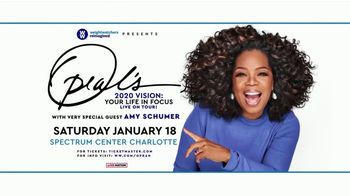 WW Oprah's 2020 Vision TV Spot, '2020 Charlotte: Spectrum Center' - Thumbnail 7