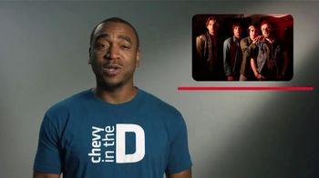 Chevrolet TV Spot, 'In the D: Mac Saturn' [T2]