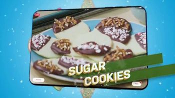 Food Network Kitchen App TV Spot, 'Holiday Cookie Time' - 1153 commercial airings