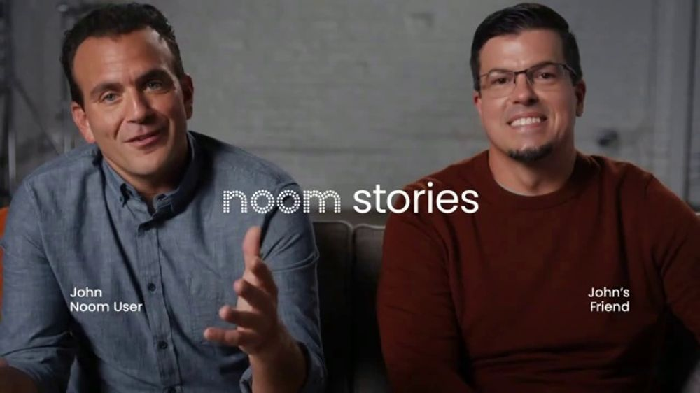 Noom TV Commercial, 'Noom Stories: For the Real World'