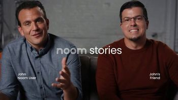 Noom TV Spot, 'Noom Stories: For the Real World'